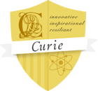 Curie oakbank house logos